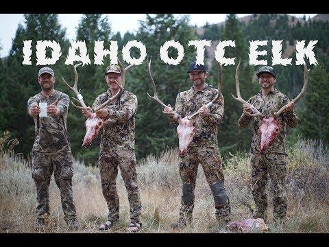 Archery OTC Idaho Elk 2018