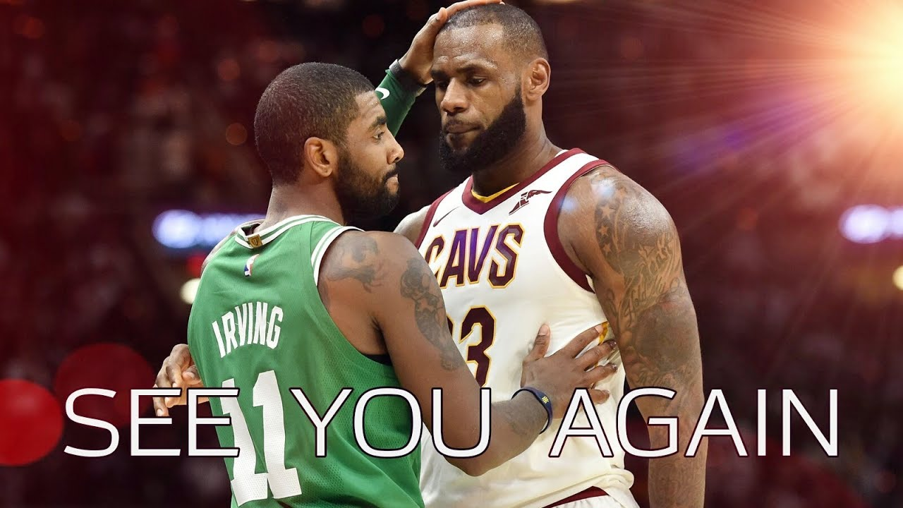 Kyrie Irving & LeBron James -