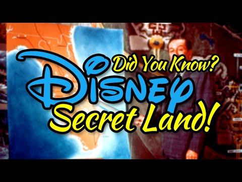 Secret Land!   Did You Know Disney?