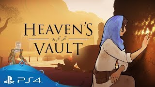 Heaven's Vault | Story Trailer | PS4