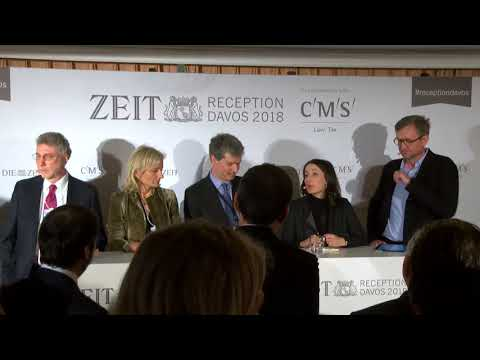 CMS Reception in Davos 2018 - Values under Pressure: The Role of Ethics in Business