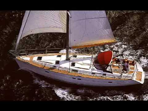 Charter sailing yacht Oceanis 411.wmv
