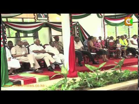 President Kenyatta Bails Out 'Otonglo