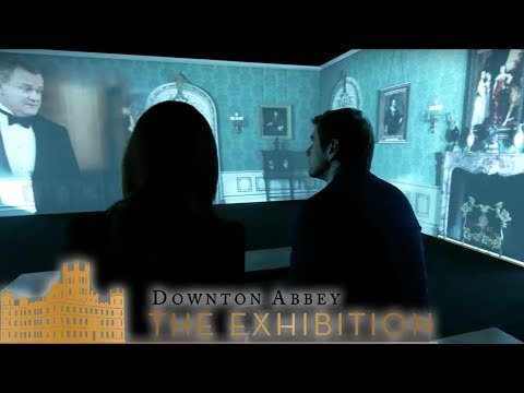 Downton Abbey: The Exhibition NYC