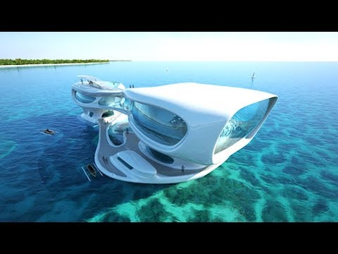 Most AMAZING Eco Friendly Buildings