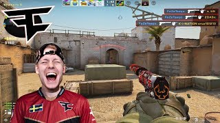 This really happened on my FIRST CS:GO GAME in 1 year [Full Gameplay]