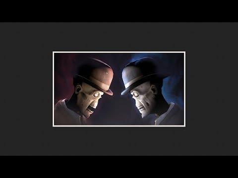Blutarch & Redmond Mann Lines [Scream Fortress 2013]