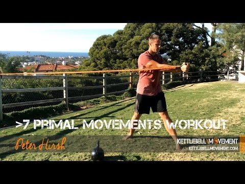 7 Primal Movements Workout: Back To The Basics