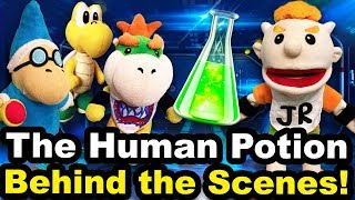 SML Movie: The Human Potion! (Behind the Scenes!)