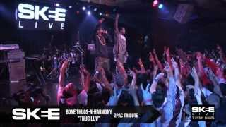 Bone Thugs-N-Harmony Pay Tribute to Eazy-E, Biggie & 2pac on SKEE LIVE