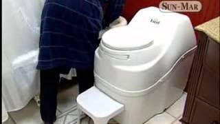 Sun Mar Composting Toilet
