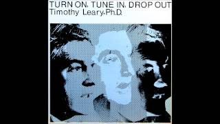 Timothy Leary: Turn On, Tune In, Drop Out (1966) RARE