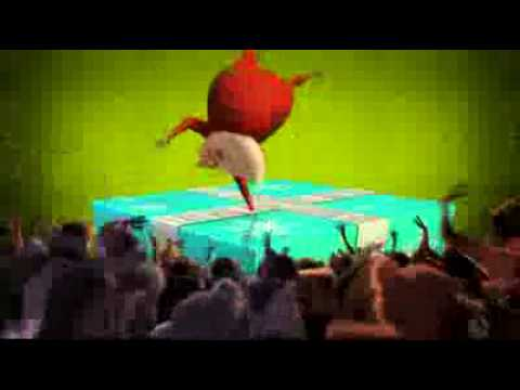 King Julien  Santa Claus is Coming to Madagascar music vid www keepvid com