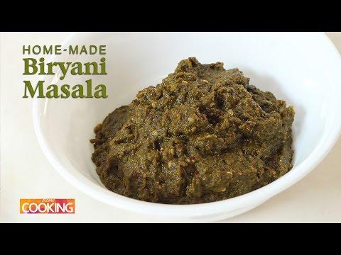 Home-made Biryani Masala  Ventuno Home Cooking