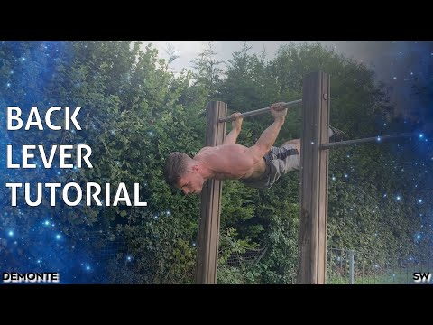 How To Back Lever - Back Lever Tutorial