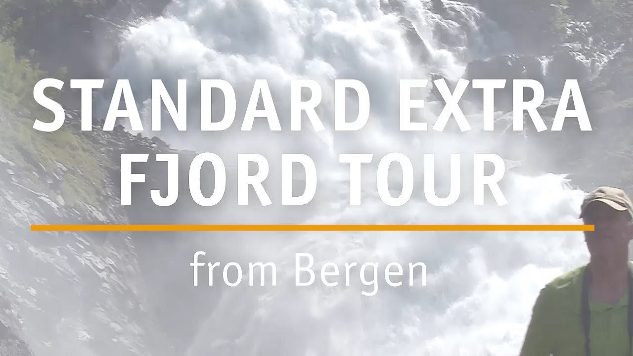Thumbnail: Standard Extra Fjord Tour from Bergen (with Norway Active)
