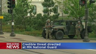 Minnesota National Guard: FBI Warns Of 'Credible Threat' Against Soldiers And Airmen
