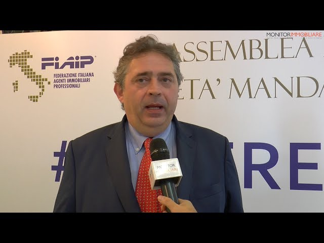 Napoli per un giorno capitale dell'immobiliare: Paolo Righi (Confassociazioni Immobiliare)