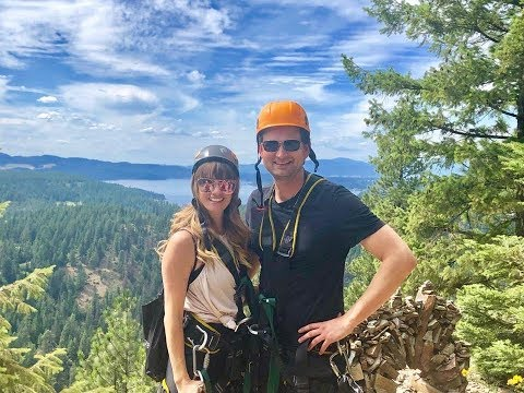 The Ultimate Trip To Coeur d'Alene, Idaho - Michael Banovac from YouTube · Duration:  2 minutes 1 seconds