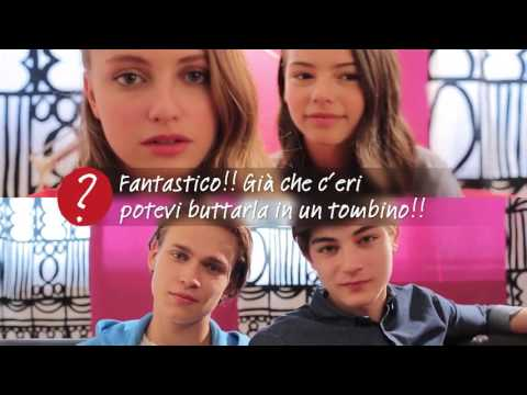 Alex & Co.- Chi l'ha detto?Con Emma,Nicole,Christian e Sam❤