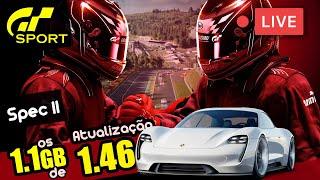 Atualização 1.46 - LIVE (GT Sport)