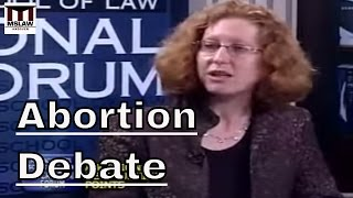 Abortion debate: mothers rights vs. fetal rights