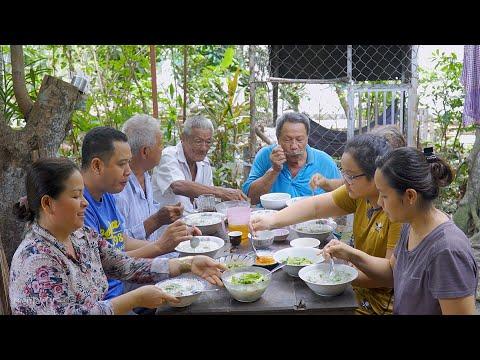 Hom Nay Minh Lam Vai Mon Hải Sản Chế Biến đơn Giản Miền Tay Tv Youtube