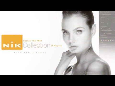 How to Extract Details Using Nik Collection's Color Efex Pro 4 by Scott Kelby