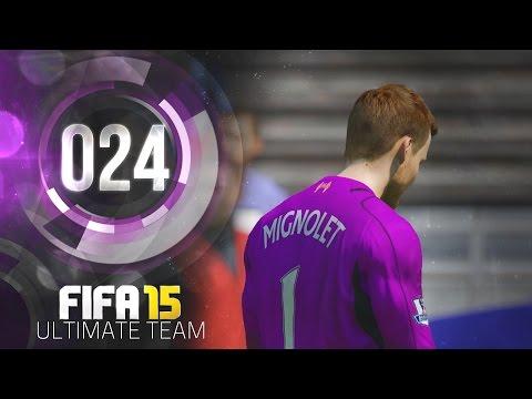 FUT15 -  Und dann kam Mignolet - #024 - FIFA 15 Ultimate Team