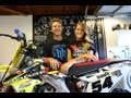 At home with Lance and Courtney - TransWorld Motocross