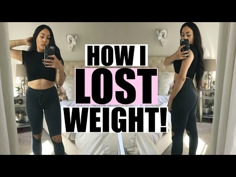 How I Lost Weight For Good (15 Pounds)