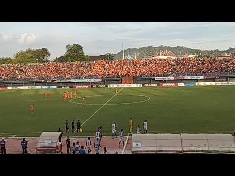 BORNEO FC KEOK MELAWAN PS TIRA (babak Ke 2) Mp3