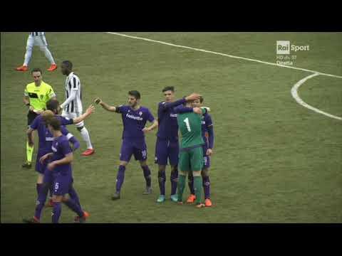 Campionato PRIMAVERA 1: Fiorentina - Juventus 2-0