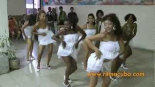 """Rueda """"All Stars"""" de Santiago de Cuba 3 : """"Mosa mosa voce me mata"""" & """"La suerte"""""""