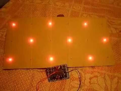 автомат световых эффектов