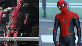 Deadpool could appear in the next Spider-Man film | Daily Celebrity News | Splash TV