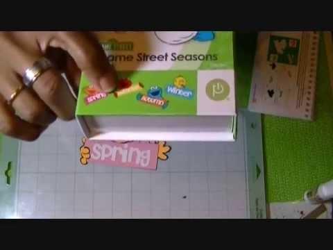 Exploring Sesame Street Seasons Cartridge