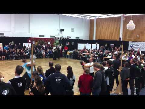 Final open ballroom ETDS Kaiserslautern VW