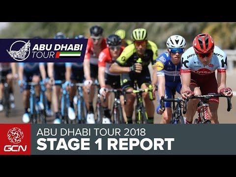 Abu Dhabi Tour 2018 | Stage 1 Race Report