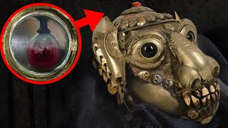 10 Most Haunted Artifacts Scientists Can't Explain