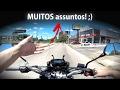 Cadê os Vlogs de Moto!? Janeiro no YouTube! Crise no RS! E + MIL assuntos! ;) | Spitão de Ténéré