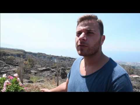 Così Ho Salvato Il Mio Ristorante Incendio Al Parco Nazionale Del Vesuvio