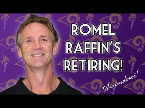 Romel Raffin Retirement Video