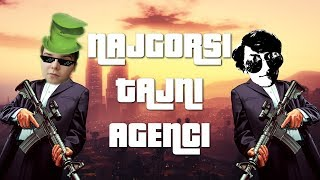 """Najgorsi tajni agenci! - """"Tajemnicza zaraza"""""""