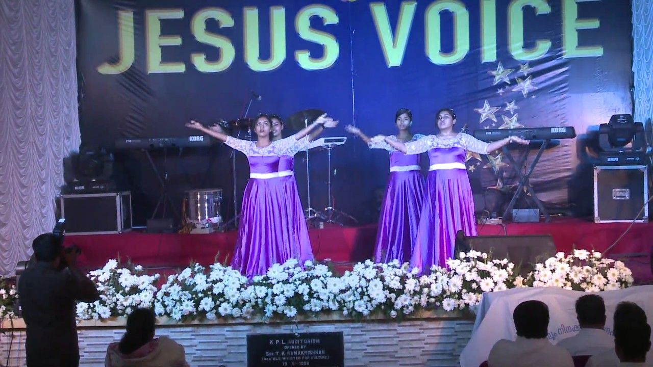 Jesus Voice Church New Year Service Part1