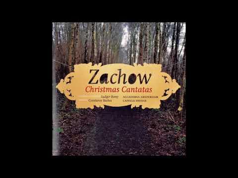 Zachow, Friedrich Wilhelm - Cristmas Cantata 'Lobe den Herrn, meine Seele'