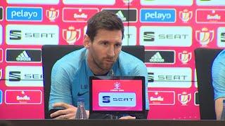 Messi cumple 32 años tras pasar de ronda en la Copa América