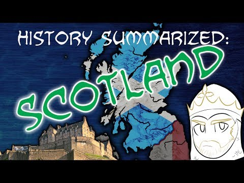 History Summarized: Scotland