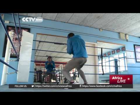 Chris van Heerden hopes to restore South Africa's pride in the ring