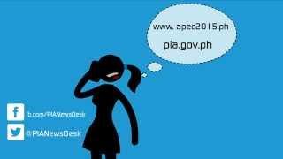 Ano ang dapat malaman ukol sa APEC 2015?